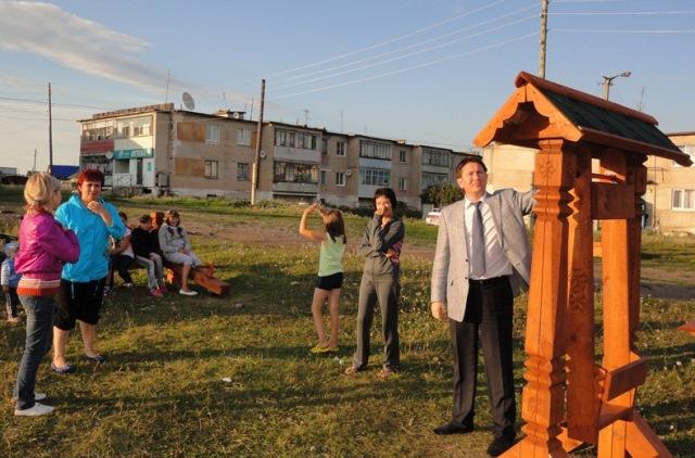 В Бакал – асфальт, в Айлино – воду, в Катавку – музыкальную аппаратуру.