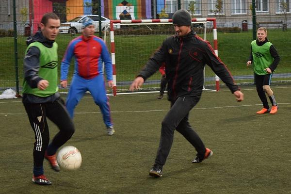 В Сатке прошел районный чемпионат по мини-футболу