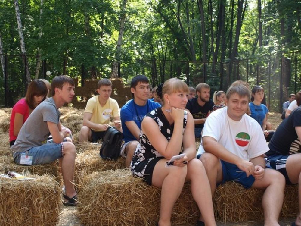 Молодежи досуг сельской