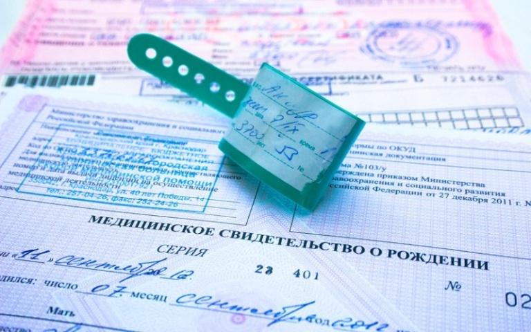 Что делать после выписки из роддома документы